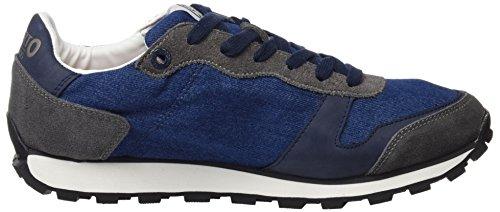 azul Blau Herren Chaussure Freedman Lib67cl Marino ROq06FFWIP