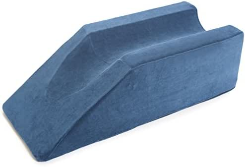 Milliard Foam Leg Elevator Cushion with Washable Cover,Support and Elevation Pillow for Surgery, Injury, or Rest