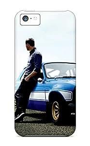 Iphone 5c Case Cover Skin : Premium High Quality Paul Walker As Brian O Case