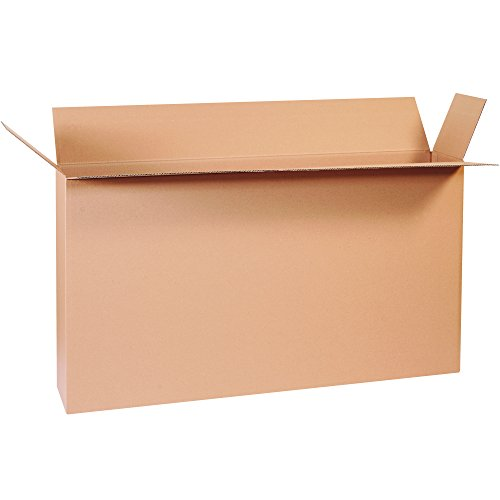 Boxes Fast BFHD48824FOL Side Loading Corrugated Cardboard Boxes, 48
