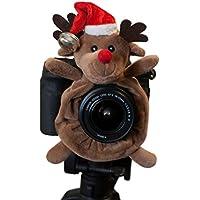 Shutter Huggers REIN001 Reindeer Shutter Hugger (Brown)
