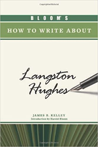 Blooms How to Write about Langston Hughes (Blooms How to Write about Literature)