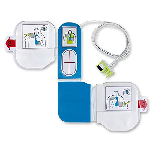 (ZOLL AED Plus, CPR-D padz)