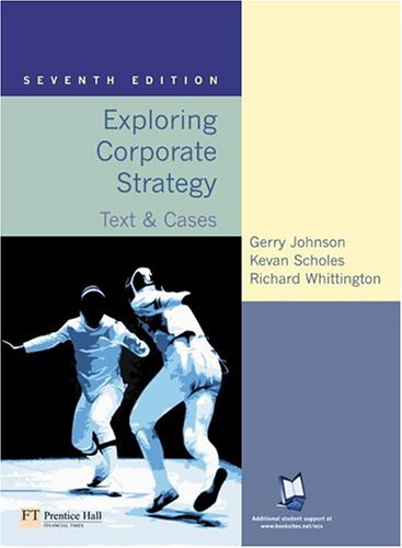 exploring-corporate-strategy-text-cases-7th-edition