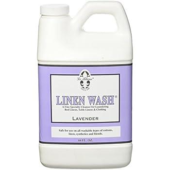 Le Blanc Lavender Linen Wash - 64 FL. OZ, One Pack