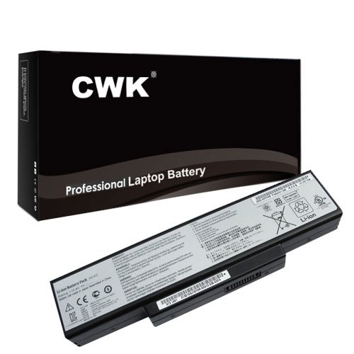 - CWK Long Life Replacement Laptop Notebook Battery for Asus A32-K72 A32-N71 A73B A73BR A73BY A73E A73S A73SD A73SJ A32-N71 A73SV A73T K72 K72D K72DR K72DY K72F K72J K72JA K72JB