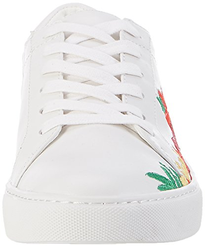 'Kam Low Weiß Kenneth Top Cole Ii' Womens Mittelrot Sneakers Multi IOExUqHfnw