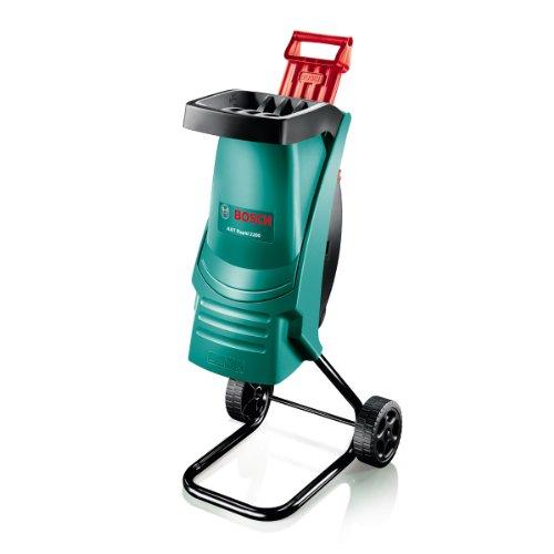 Bosch Shredder AXT Rapid 2200 (2200 W, 230 Volt System, Cutting Capacity 40...