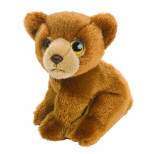 Cuddly Little Bear Costume Brown (Wild Republic Wild Watcher 10242 Bear Plush Cuddly Toy 18cm Brown)