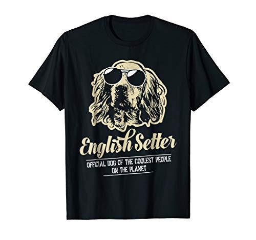 English Setter Shirts - English Setter Dog shirts