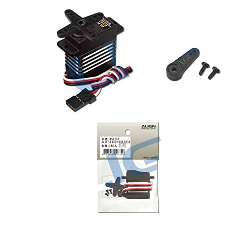 Align HSD45502 DS455 HV Micro Cyclic Digital Servo : T-Rex 250/450 Heli