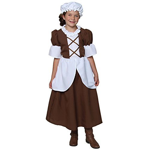 Colonial Costume, 8/10 (Colonial Day Costumes)