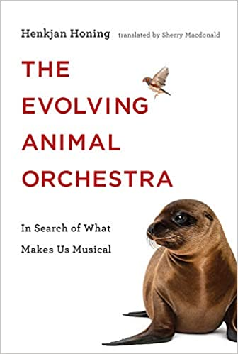 cover image, The Evolving Animal Orchestra