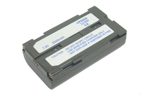 Price comparison product image PowerSmart 7.20V (Compatible with 7.40V) 2200mAh Li-ion Camcorder Battery for HITACHI VM-645LA,  VM-945LA,  VM-D,  VM-E,  VM-H Series,  JVC GR-DLS1U,  GR-DV9000,  GR-DVL,  GR-DVL9000,  GR-DVL9000U,  GR-DVM1,  GR-DVM1U,  GR-DVM801,  GR-VBM1,  RCA CC-8251,  PRO-V730,  PRO-V742,  Compatible Part Numbers: VM-BPL13,  VM-BPL13A,  VM-BPL13J,  VM-BPL27,  VM-BPL27A,  VM-BPL30,  VM-BPL60,  BN-V812,  BN-V812U,  BN-V814,  BN-V814U,  BB-65L