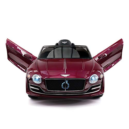 2019 Bentley Exp 10 Price: Top 10 Battery Operated Ride On Toys With Rubber Tires Of