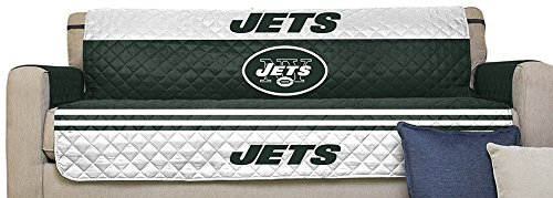 NFL New York Jets Sofa Couch Reversible Furniture Protector