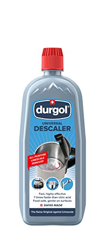 Durgol 0296 Universal Multipurpose Descaler/Decalcifier, 16.9 Fluid Ounce Bottle Blue ()