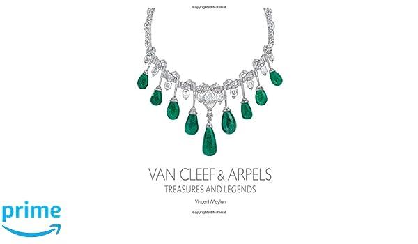 53f9ea358f Van Cleef & Arpels Treasures and Legends: Amazon.es: Vincent Meylan ...