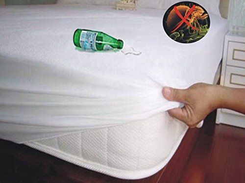 Roto - 185x200cm Waterproof Mattress Protector Cover Hospital/home/hotel Bed Mattress
