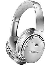 سماعة راس لاسلكية كوايت كومفورت 35 II من بوس بخاصية الغاء الضوضاء Standard Headphone Size 789564-0020