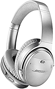 Bose 789564-0020 QuietComfort 35 II Wireless Bluetooth Headphones, Noise-Cancelling, with Alexa Voice Control,