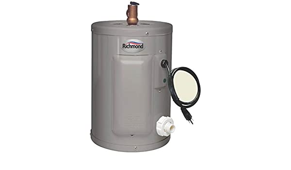 Amazon.com: New Richmond Rheem 6ep2-1 2.5 Gallon 2000 Watt Electric Hot Water Heater 4686978