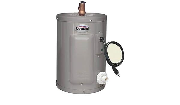 Amazon.com: New Richmond Rheem 6ep2-1 2.5 Gallon 2000 Watt Electric Hot Water Heater 4686978