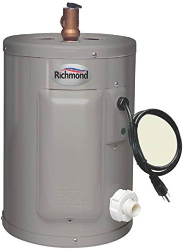 """New Richmond Rheem 6ep2-1 2.5 Gallon 2000 Watt Electric Hot Water Heater 4686978"""""""