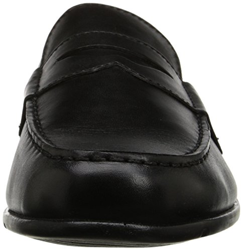 Rockport Mens Classique Lite Penny Loafer Noir / Noir