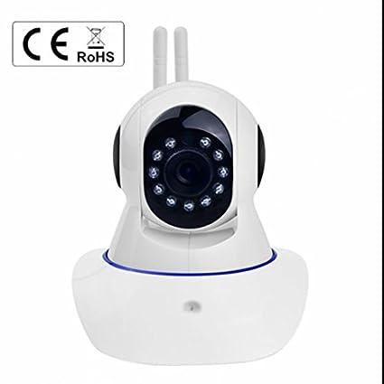 Cámara Ip de Vigilancia,Incorporado Altavoz Micrófono,día/noche,Instalar Fácil,