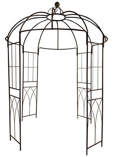 OUTOUR French Style Birdcage Shape Heavy Duty Gazebo,9