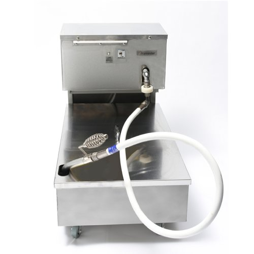 Frymaster PF95LP 80 lb Capacity Mobile Fryer -