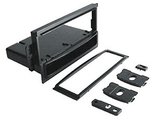 Scosche GM1583B Single DIN Install Dash Kit for Select 1992-Up Chevrolet/Cadillac/Oldsmobile Vehicles (Din Install Dash Kit)