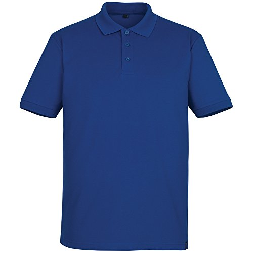 Mascot 50181-861-11-4XL Soroni Polo Shirt, 4X-Large, Blue