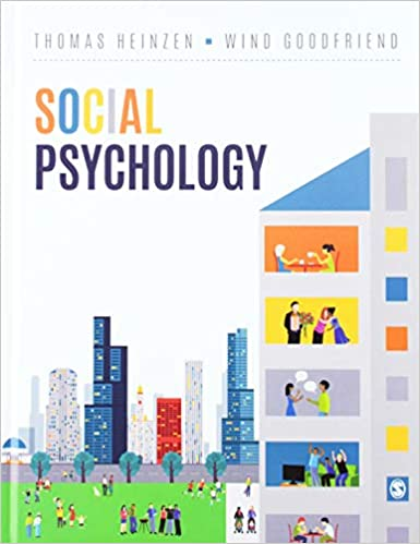 Amazon com: BUNDLE: Heinzen: Social Psychology (Hardcover) +