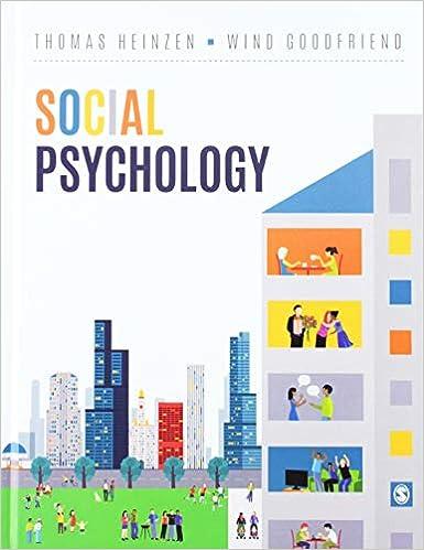 Amazon com: BUNDLE: Heinzen: Social Psychology (Hardcover) + Heinzen
