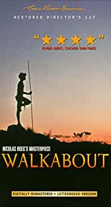 Walkabout [VHS]