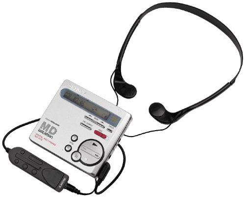 Sony MZR70 Minidisc Recorder by Sony