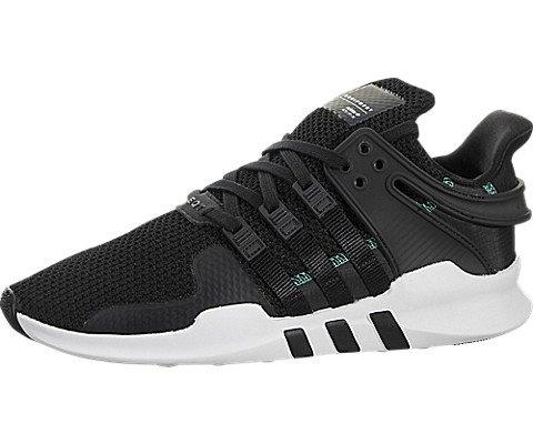 new product f27ba f2703 Galleon - Adidas Men EQT SUPPORT ADV BLK/WHT Shoes CQ3006 (8 ...