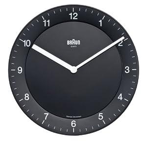 Braun Radio Controlled Dcf LCD Despertador, Negro 1