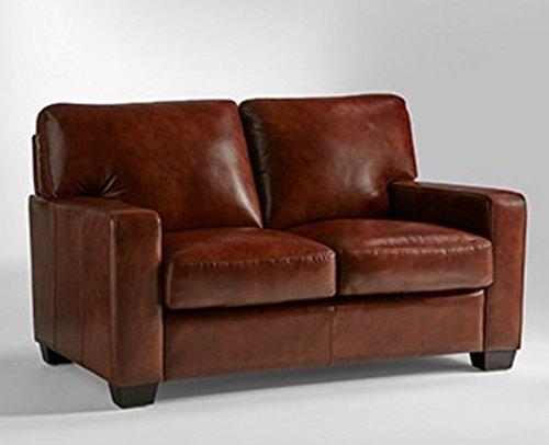 Lazzaro Leather WH-1528-20-3730 Aberdeen Loveseat
