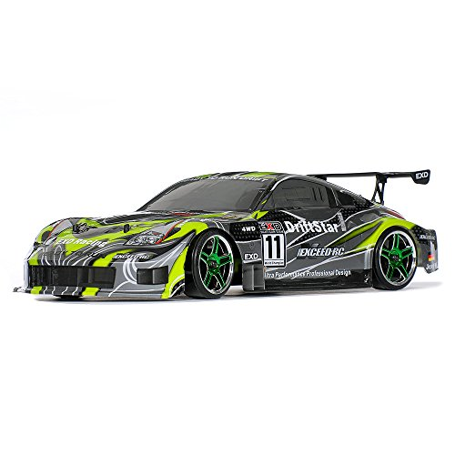 1/10 2.4Ghz Exceed RC Electric DriftStar RTR Drift Car 350