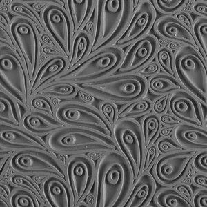 cool-tools-flexible-mega-tile-peacock-embossed-925-x-6