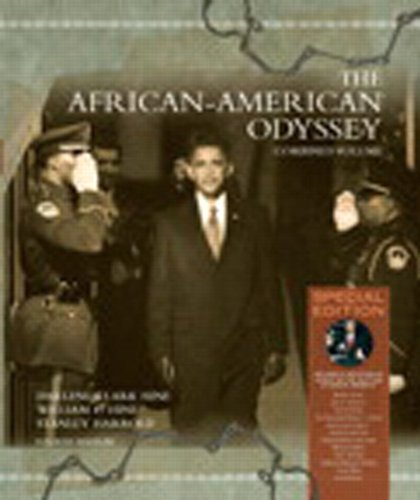 MyHistoryLab with Pearson eText -- Standalone Access Card -- for African-American Odyssey, Combined Volume  (5th Edition