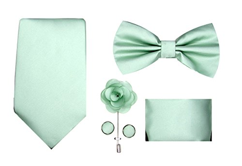 Rosette Bow - Oliver George 5pc Box Set (Solid-Mint-B)