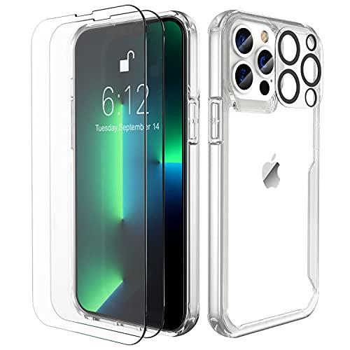 ORETECH Transparent Hülle für iPhone 13 PRO 6.1