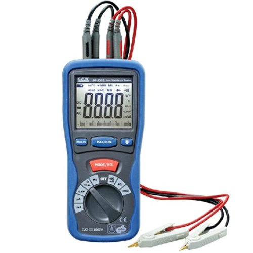 1 Meter Wire Current : Cem dt dmm with capacitance voltage current small