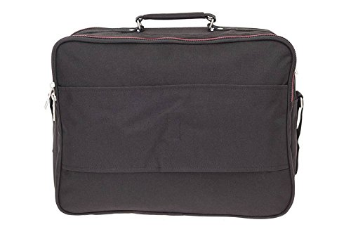 New Bags , Borsa Messenger  Donna Uomo Unisex adulto nero nero L