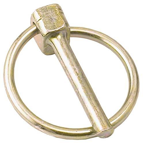 NRS Lynch Pin Oarlock Keeper, Bronze, 77400.01.100