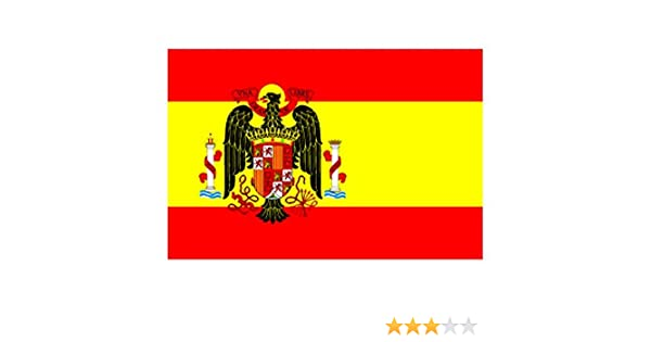 MAFCO - Bandera de poliéster con Arandelas de latón de España ...
